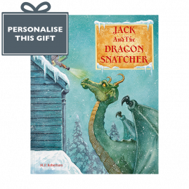 Personalised The Dragon Snatcher