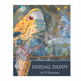 Daring Daddy by M P Robertson