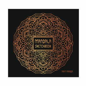 Mandala Sketchbook Matt Manson