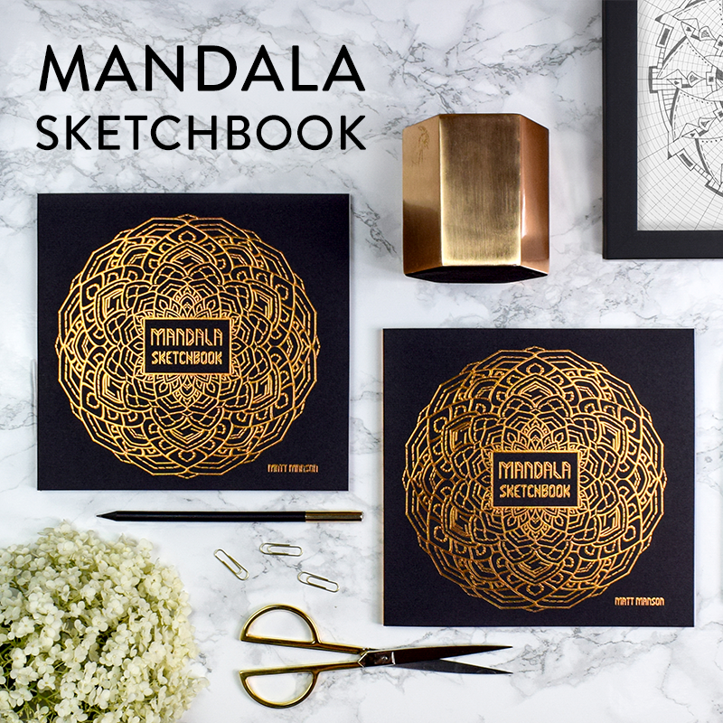 Mandala Sketchbook