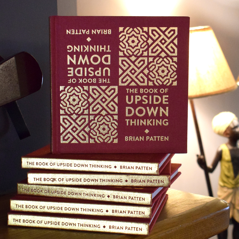 The book of upside down thinking