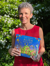 IPPY award for The Great Alien Cake Off Rachel McCoubrie